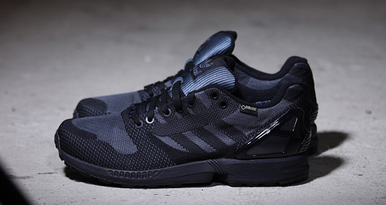 all black zx flux