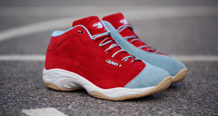 Bait x AND 1 Tai Chi Blue Apple Another Look