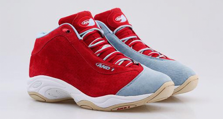 BAIT x AND1 Tai Chi Blue Apple Release Date