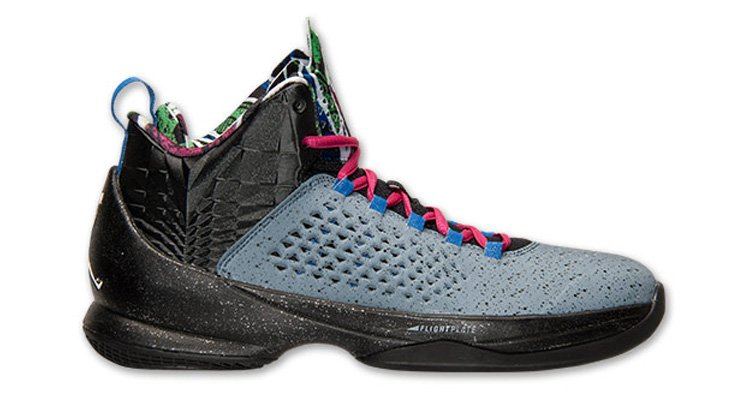 Air Jordan Melo 3 Carmelo Anthony 1st Shoes