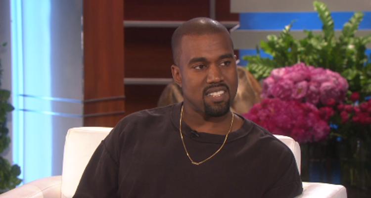 Kanye West Talks adidas Partnership on Ellen