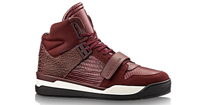 Louis Vuitton Enters the Sneaker Boot Market