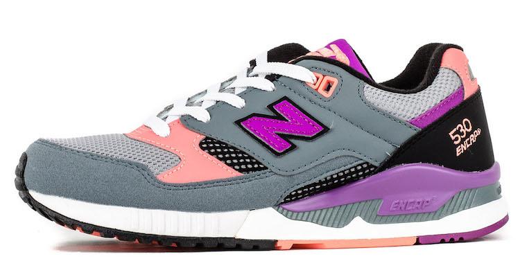 new balance 530 womens grey