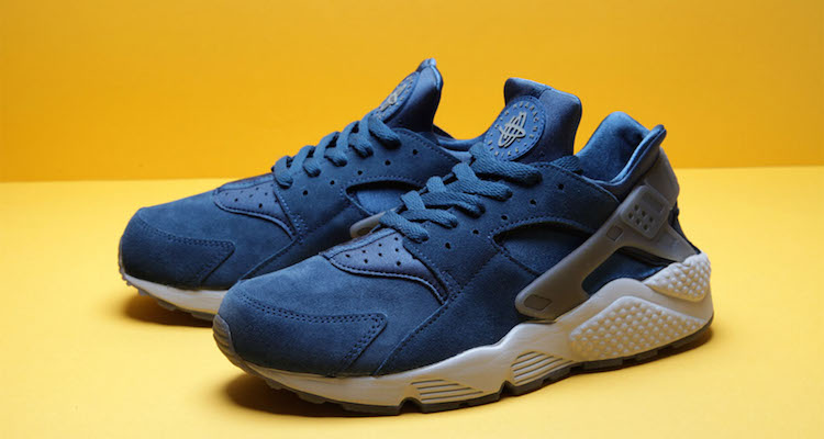 Nike Air Huarache Navy/Pure Platinum Another Look