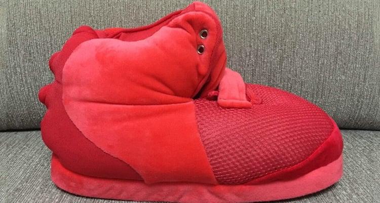 Nike Air Yeezy 2-Inspired Slippers