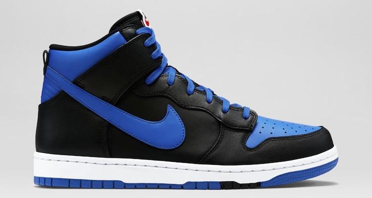 Nike Dunk CMFT High Lyon Blue/Black