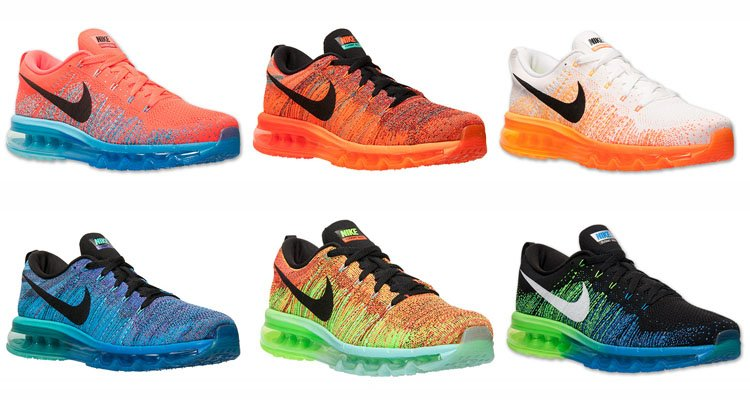 nike air max flyknit sale
