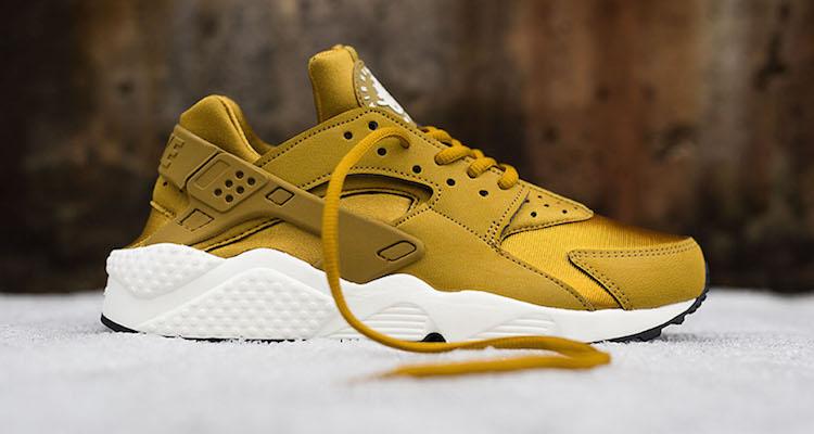 Nike Huarache Geel