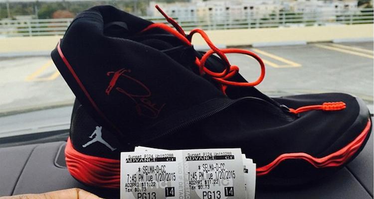 Ray Allen Is Giving Away a Pair of Air Jordan XX9 PEs