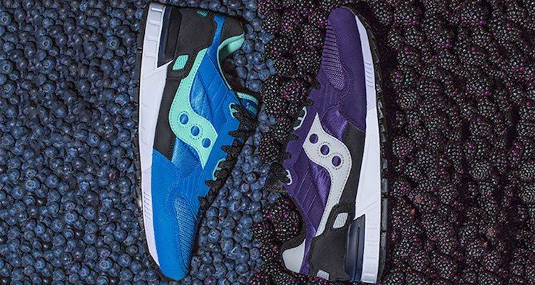 Saucony Shadow 5000 Fresh Picked Pack