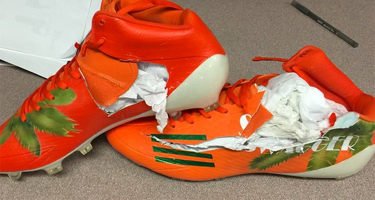 Warren Sapp Hates Adidas-Miami Deal