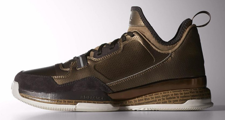 adidas D Lillard 1 Black History Month Available Now