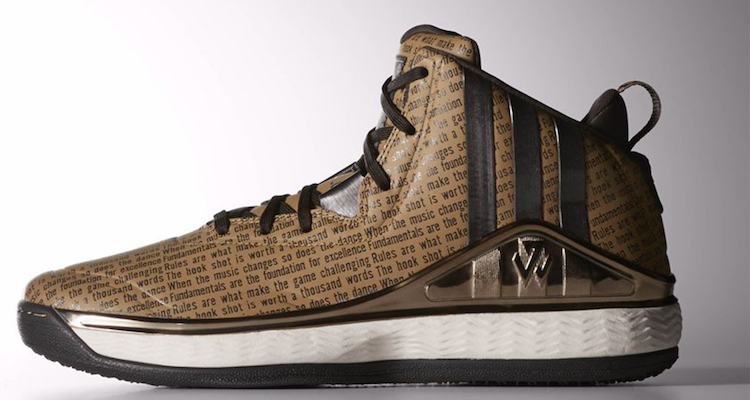 adidas J Wall 1 Black History Month Available Now
