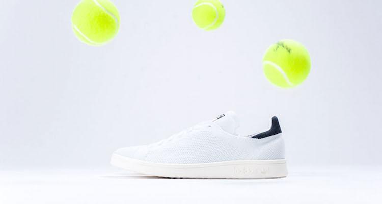 adidas Stan Smith Primeknit White/Black