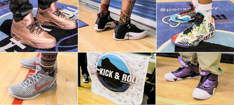 Kiel Colon Cancer Foundation's Kick & Roll Open Gym