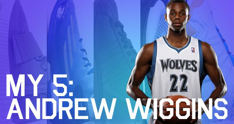 My 5 Andrew Wiggins