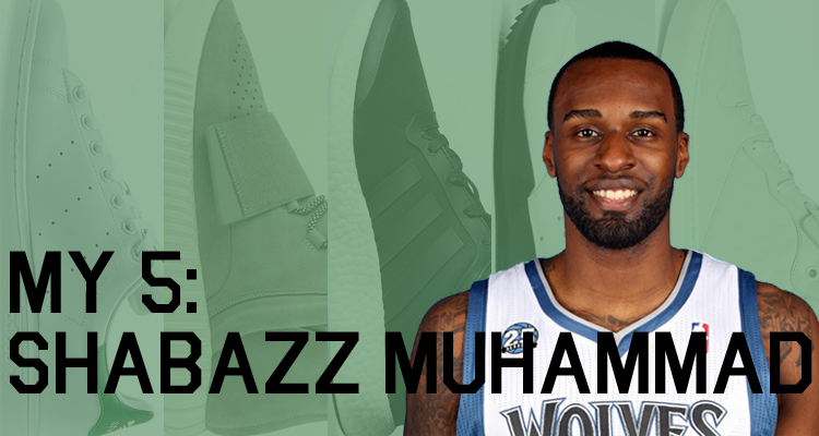 My 5 Shabazz Muhammad