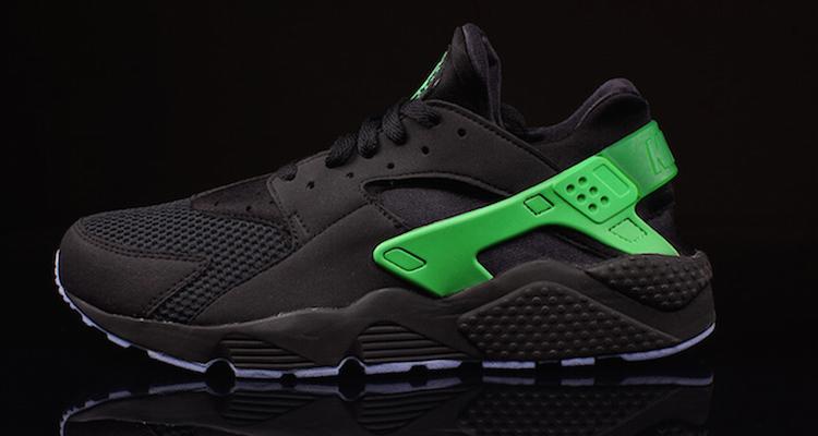 Nike Air Huarache Poison Green