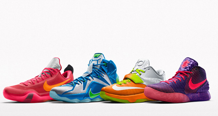 Nike Basketball Zoom City All-Star iD Collection