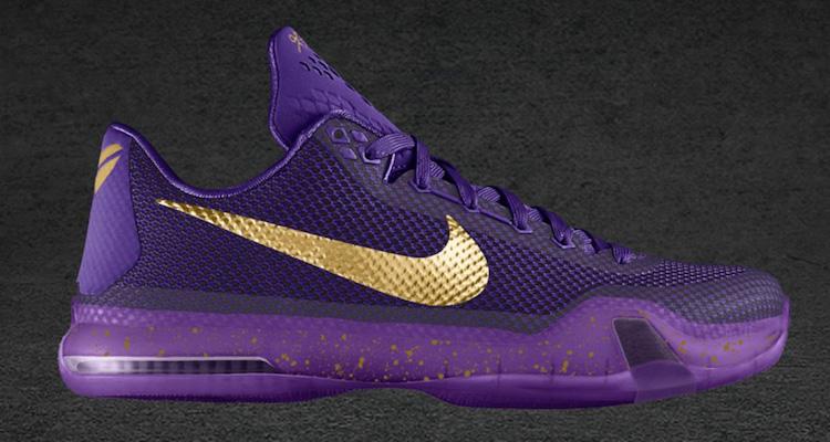 Nike Kobe X Available on NikeiD