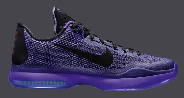 Nike Kobe X Blackout Release Date