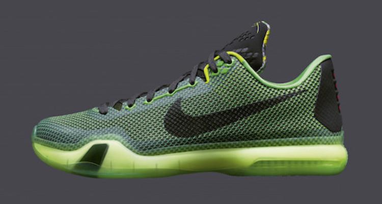 Nike Kobe X Vino Official Images