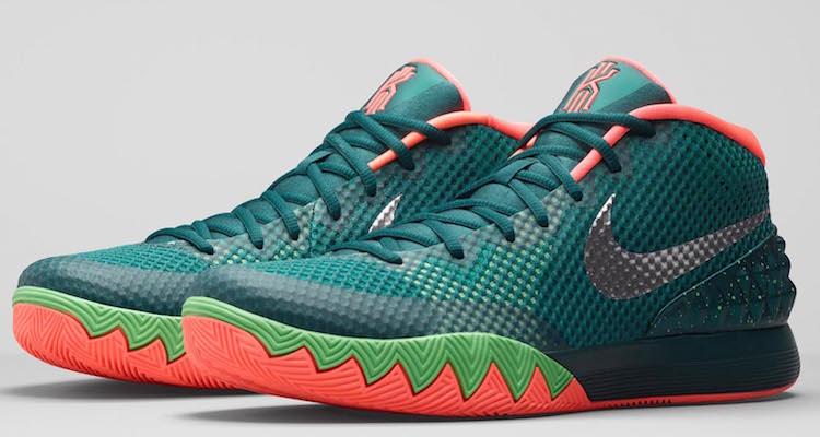 Nike Kyrie 1 Flytrap Release Date