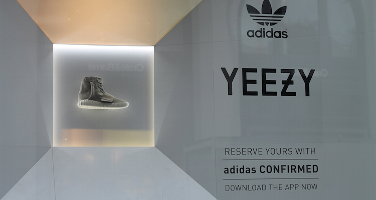adidas yeezy boost 750 store