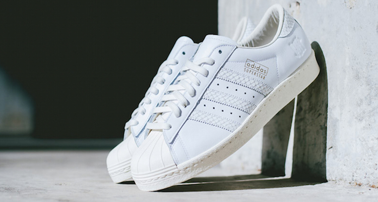 Adidas Superstar 80s Primeknit Shoes BB5095 Women Lifestyle White