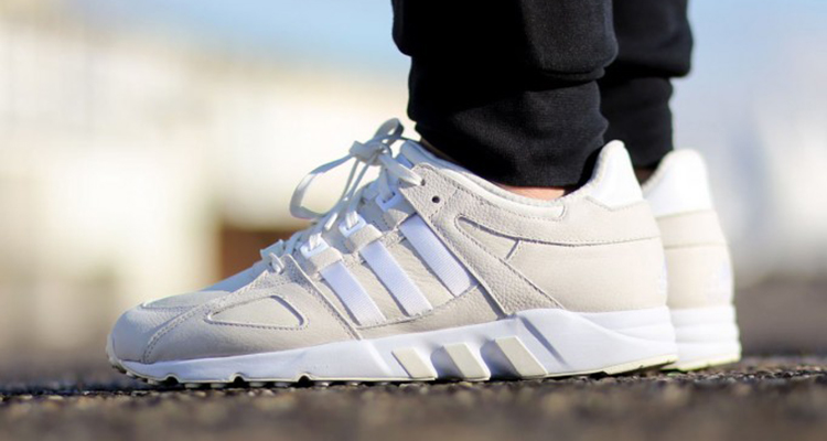 Adidas EQT Support Ultra PK White BB1242 Primeknit Vintage White