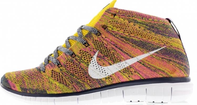Cheap Nike Free Flyknit Chukka Men's Casual Shoes