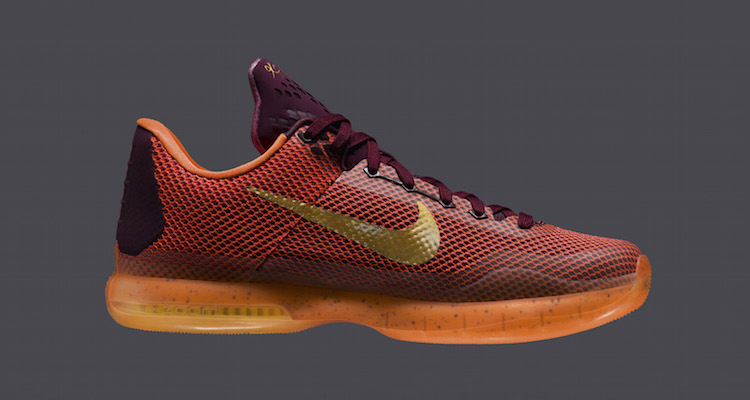 Nike Kobe X Silk Official Preview & Release Date