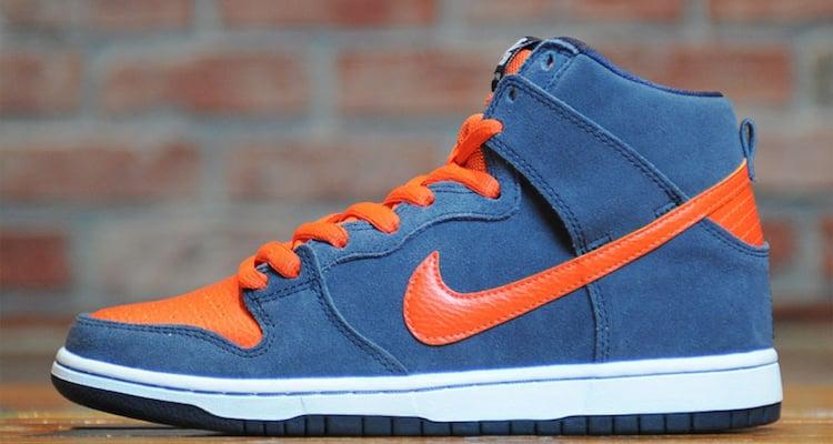 Nike SB Dunk High Pro Syracuse