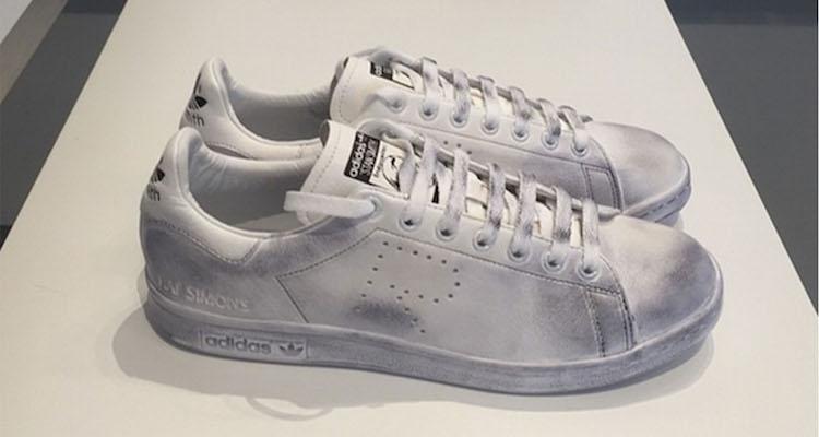 Adidas Stan Smith cuero Adidas Stan Smith blanco y rosa