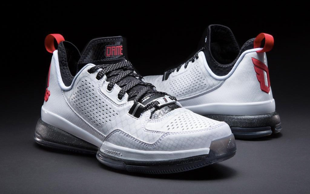 Buy black damian lillard shoes   OFF66% Discounted 499f08ee616e