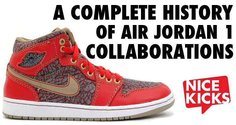 Histoire Air Jordan Nice Kicks