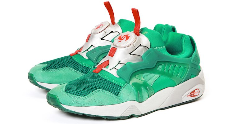 Alife x PUMA Spring 2015 Footwear Collection Another Look