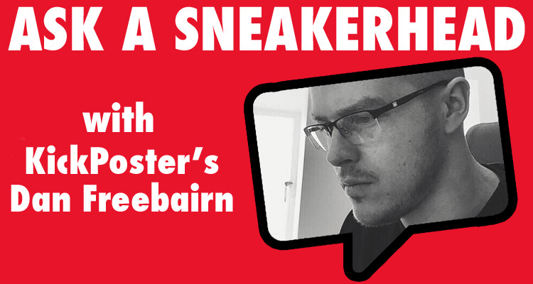 Ask a Sneakerhead Dan Freebairn of KickPosters