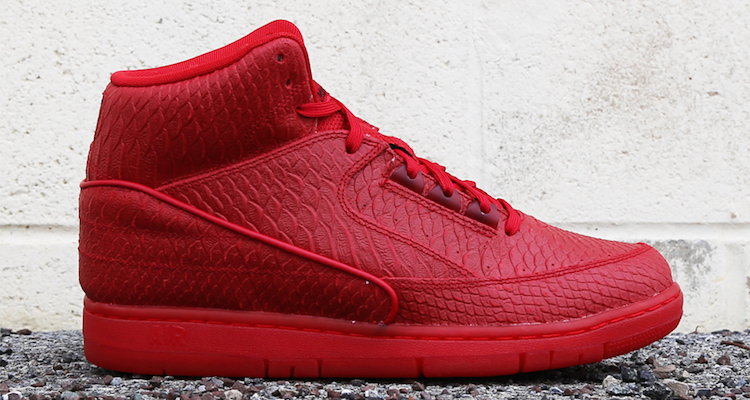 Check out a Detailed Look at the Nike Air Python Gym Red