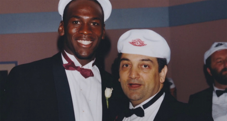 Check out Part 2 of Sonny Vaccaro's ESPN 30 for 30 Sole Man Documentary