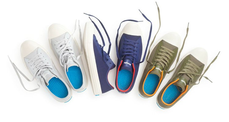 Designer Damian Van Zyll De Jong Talks About his new People Footwear Brand