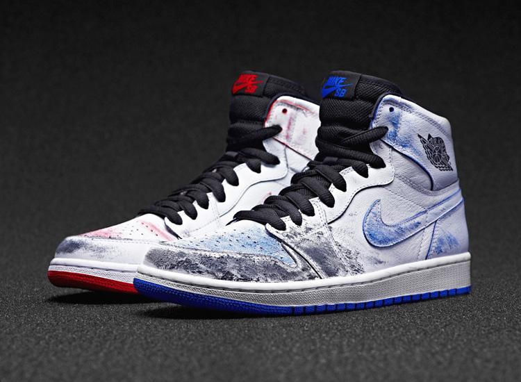 Lance Mountain x Nike SB x Air Jordan 1