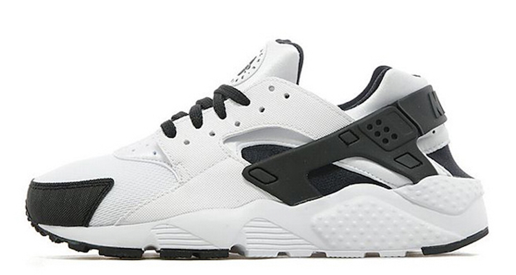 Nike Air Huarache GS White/Black–Anthracite Available Now