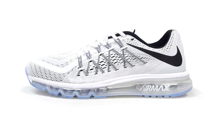 Nike Air Max 2015 Gets a White Mesh