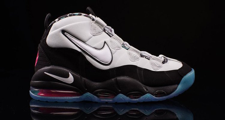 ... Nike Air Max Uptempo 97 Seeks Inspiration from 96 Spurs Nic