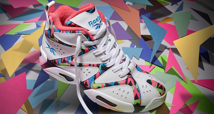 Reebok Kamikaze I I Love the 90s Official Images & Release Date