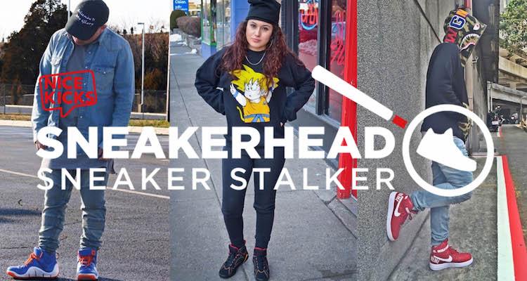 Sneakerhead Sneaker Stalker
