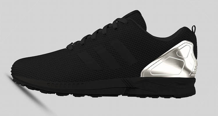 The adidas mi ZX Flux Anodized Option Is Available Now