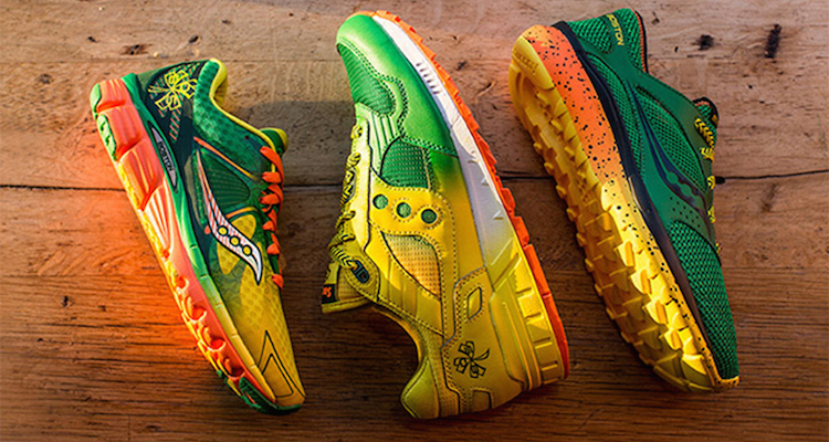 The Saucony Boston Marathon Collection Is Available Now