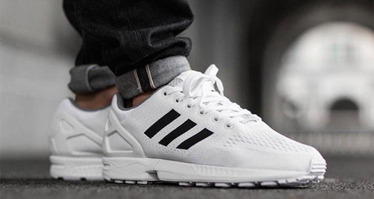adidas ZX Flux Footwear White/Core